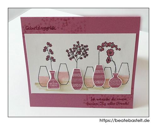 Wunderbare Vasen